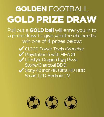 Description of gold prizes