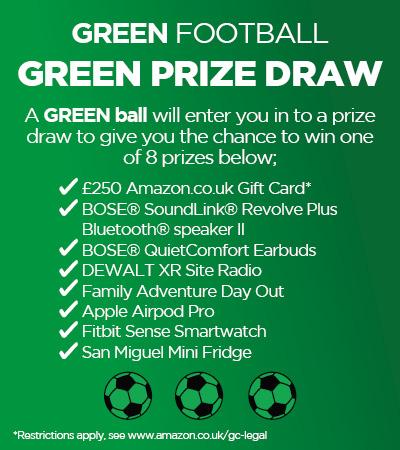 Description of green prizes
